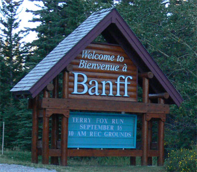 Welcome to Banff