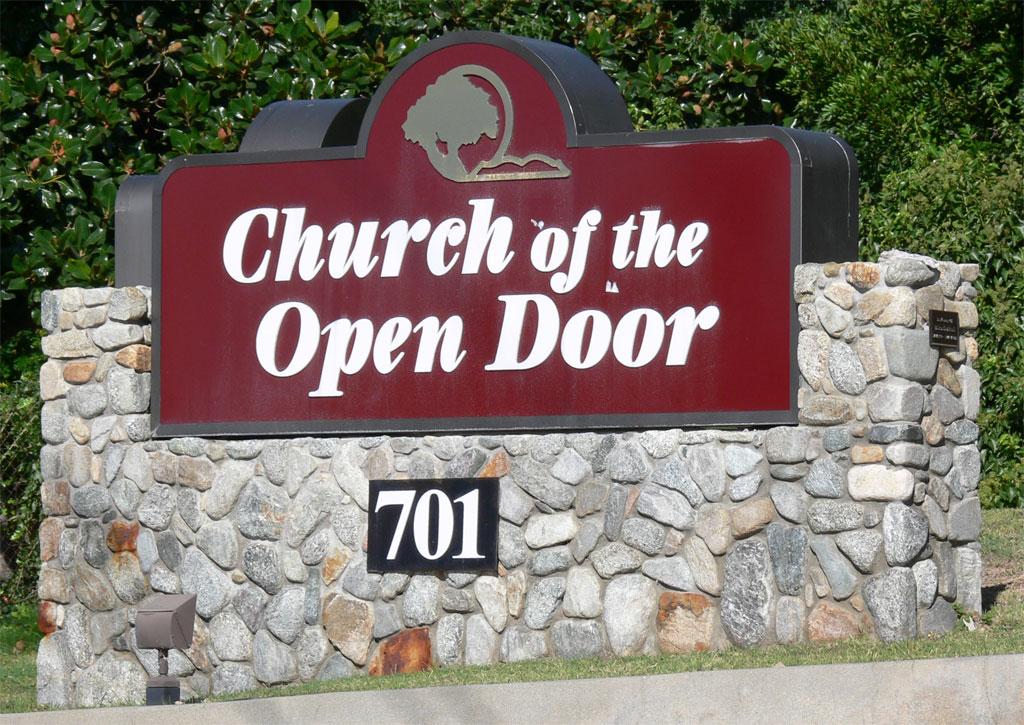 Day 16 September 23 2007 Church Of The Open Door And Steve