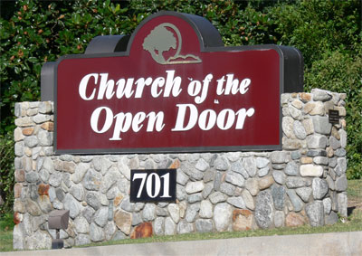 Welcome to the Church of the Open Door; This is the new location of the original church that Dr. McGee pastored and where Thru the Bible Radio Network was born